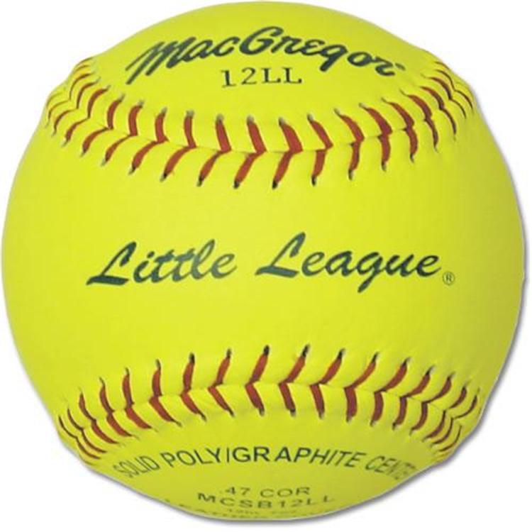 MacGregor Macgregor® Little League® Softball