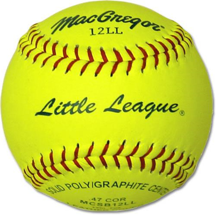 MacGregor Macgregor® Little League® Softball