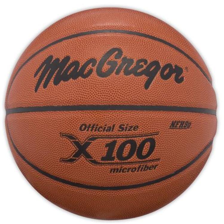 MacGregor Macgregor X100 Indoor Basketball [Item # MCX128XH]