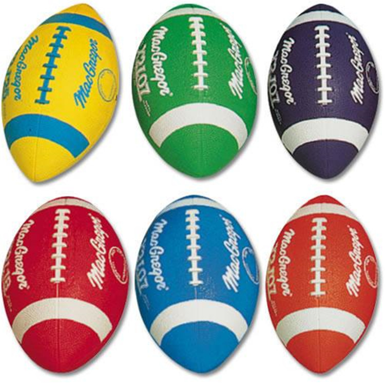 MacGregor Macgregor Multicolor Footballs Official