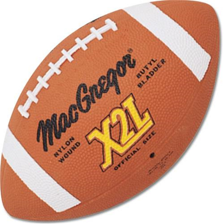 MacGregor Rubber X2 Football