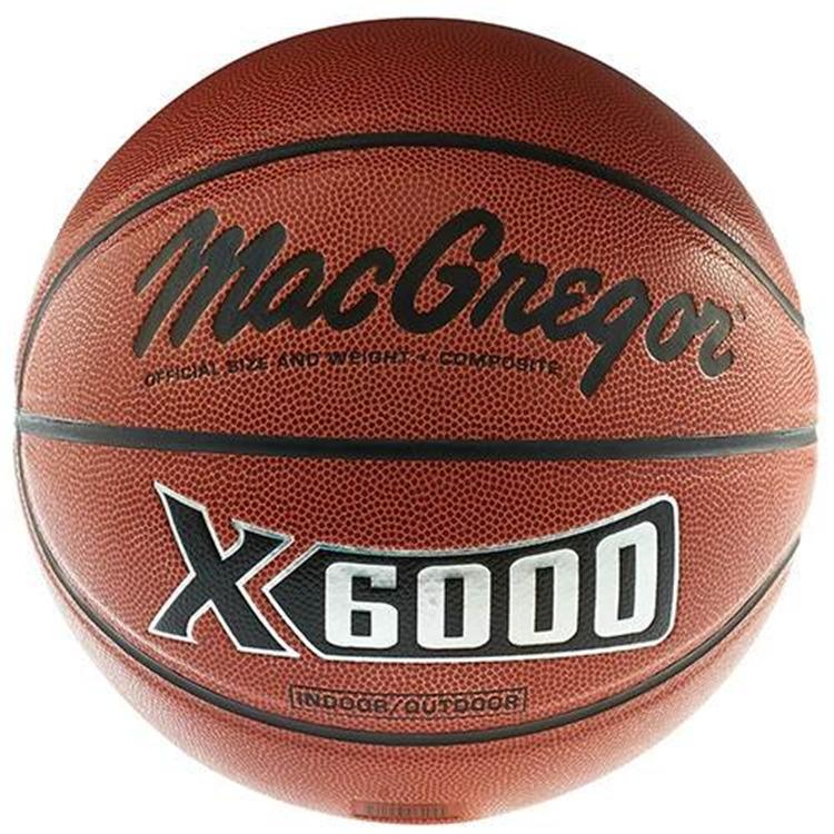 MacGregor Macgregor® X6000 Basketball