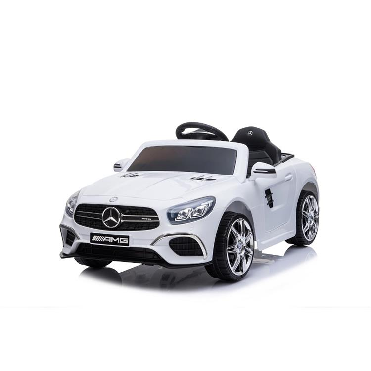 Best Ride On Cars Mercedes SL-63, 12V [Item # MercedesSL-63White12V]