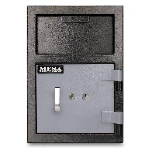 Mesa Safe All Steel Depository Safe with Key Lock