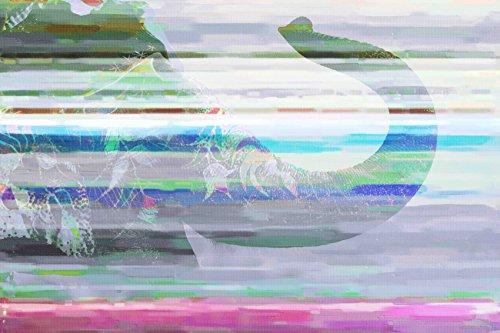 Happy Pachyderm by Parvez Taj Painting Print on Wrapped Canvas