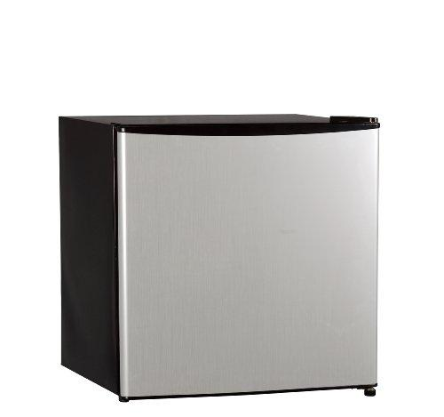 1.1-cu. ft. Compact Upright Freezer in Stainless Steel