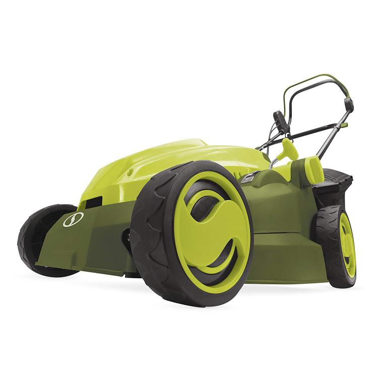 Sun Joe 12-Amp Electric Lawn Mower And Mulcher