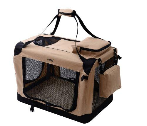 Portable Soft Crate 32 x 23 x 23 - Sand (Large)
