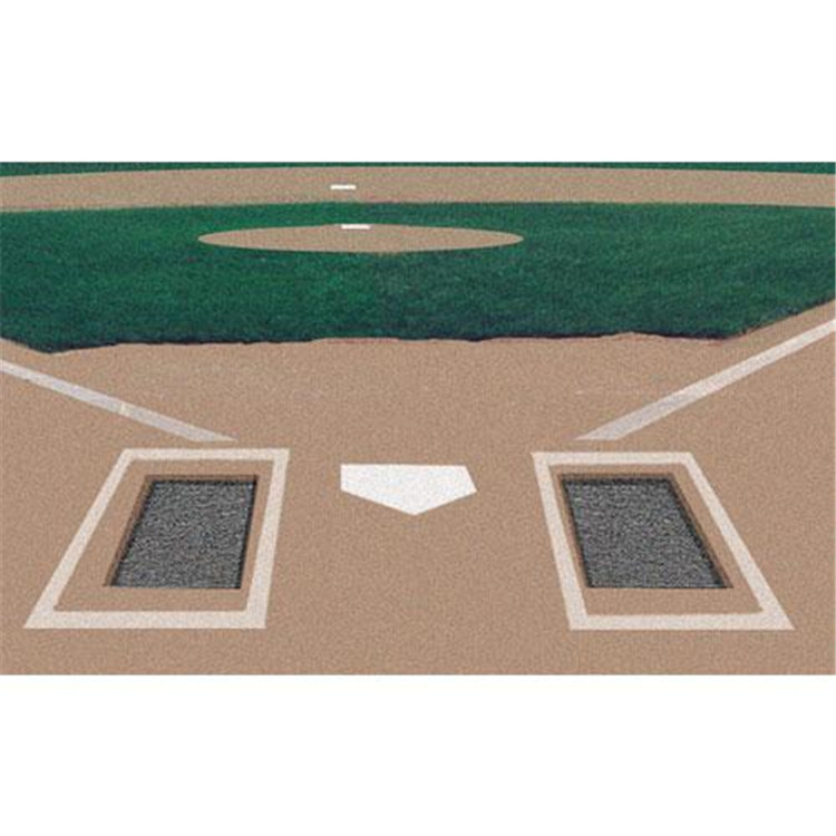 Markers Rubber Batter's Box Foundation-Pr