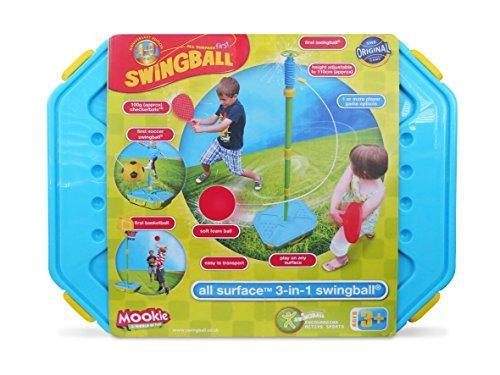 Swingball 3 in 1