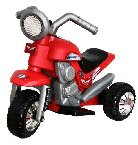 Mini Battery Operated Kids Motorbike (Red)