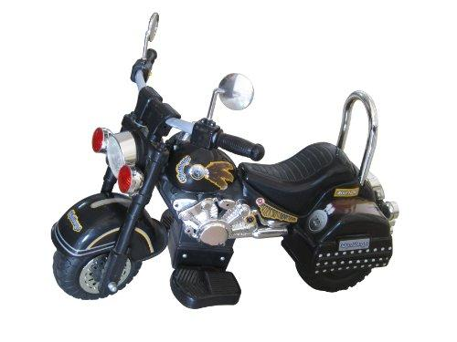 Harley Style 6V Battery Operated Kids Motorycle (Black)