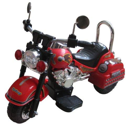 Harley Style 6V Battery Operated Kids Motorycle (Red)