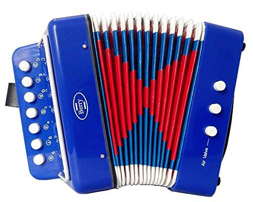 Kids Junior Accordion - Blue