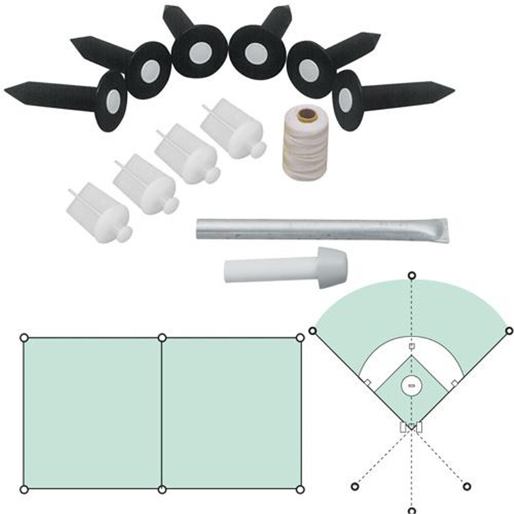 Markers Baseball Field Lining Kit