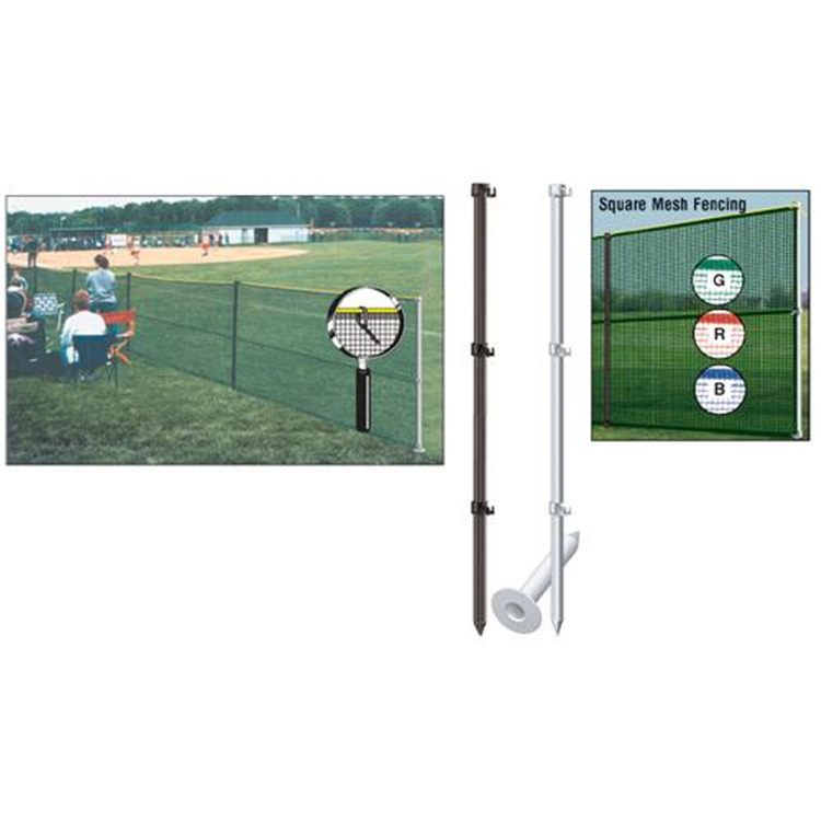 Markers Outfield Fence Pack W/o Ground Sockets