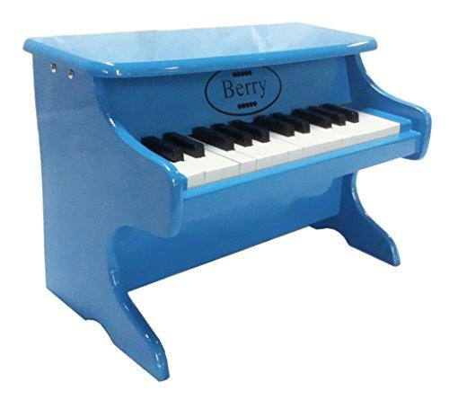 25-Key Toddler Toy Piano - Blue