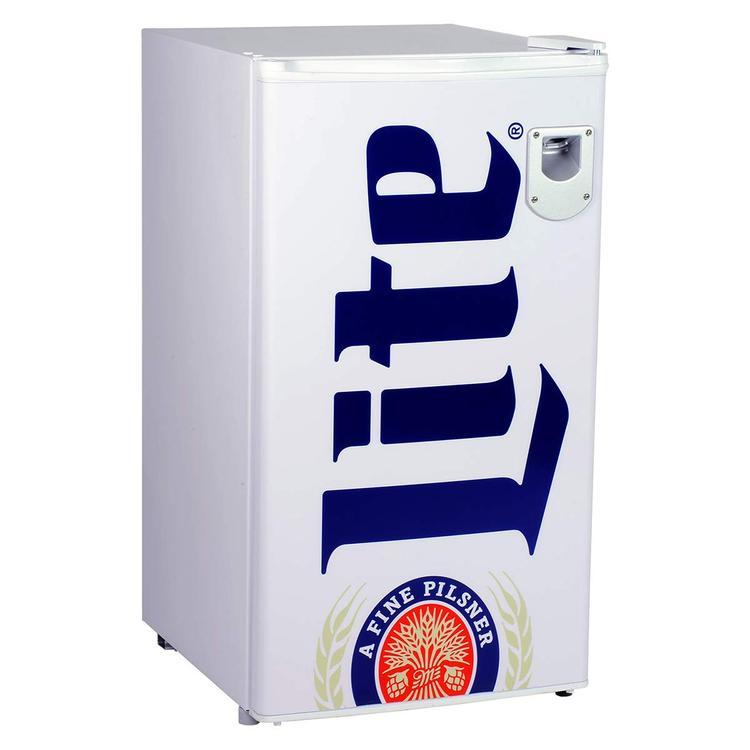 Miller Lite 3.1 cu. ft. Compact Refrigerator