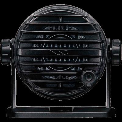 External Speaker w/ PTT, Black 4 ohm