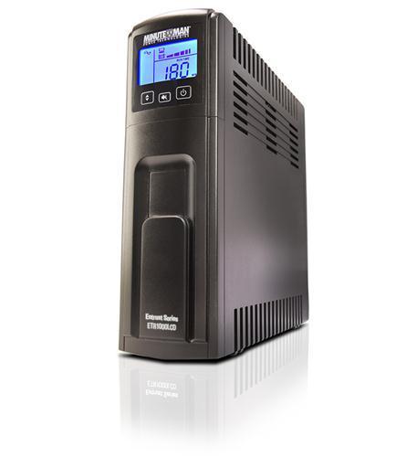 Entrust Lcd Series 1000Va 600 Watts