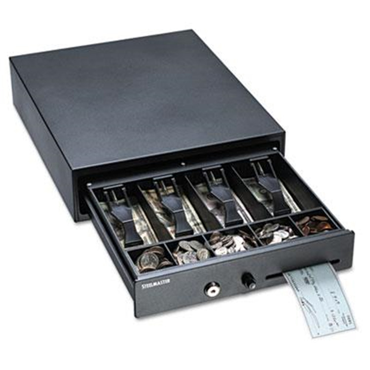 SteelMaster® Compact Locking Cash Manual Drawer