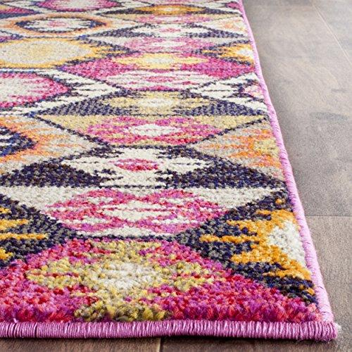 Contemporary Rug - Monaco Polypropylene -Multi