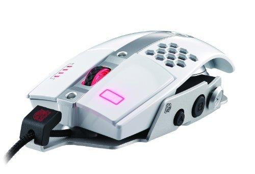 Thermaltake Mouse MO-LTM009DTJ Level 10M 8200dpi Wired Laser Gaming White Retail