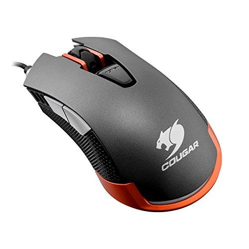 Cougar Mouse MOC550IG 550M Gaming Optical USB 16.8M Iron Grey Retail