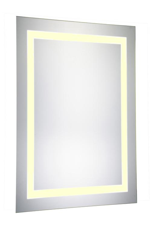 LED Hardwired Mirror Rectangle W20