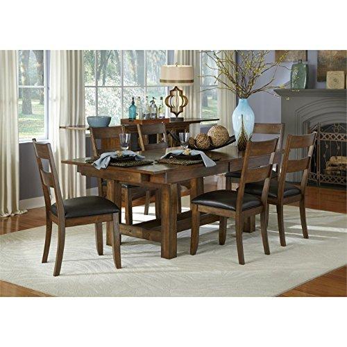 Mariposa Dining Set (Table/6)