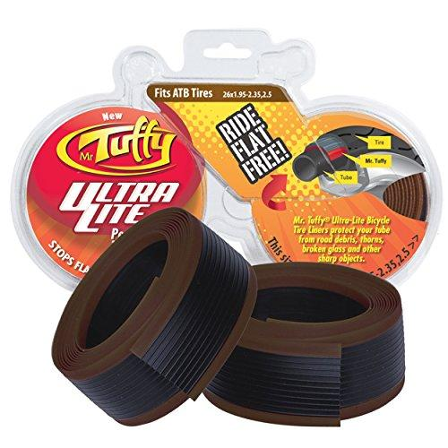 Ultra Lite Bicycle Tire Liner (Brown) 26 x 1.95-2.5