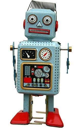 TIN ROBOT              EACH