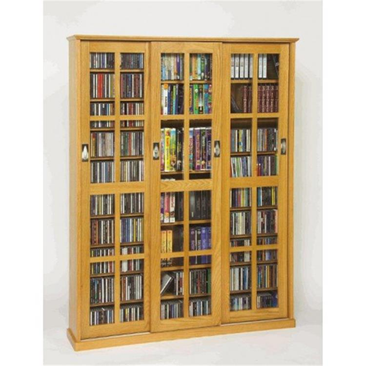 Leslie Dame Multimedia Wall Cabinet [Item # MS-1050]