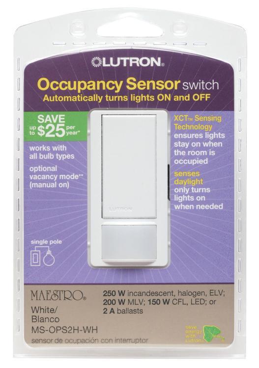 Ms-Ops2H-Wh Swtch Occ Sens Wht