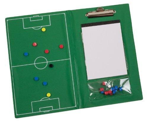 Magnetic Soccer Clipboard Set