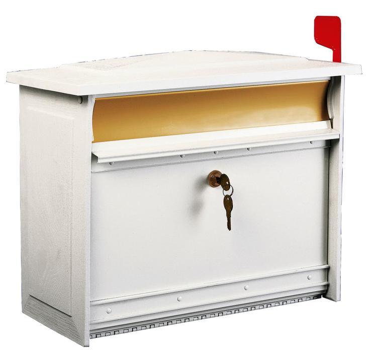Msk0000W Mailbox Xlg Locking