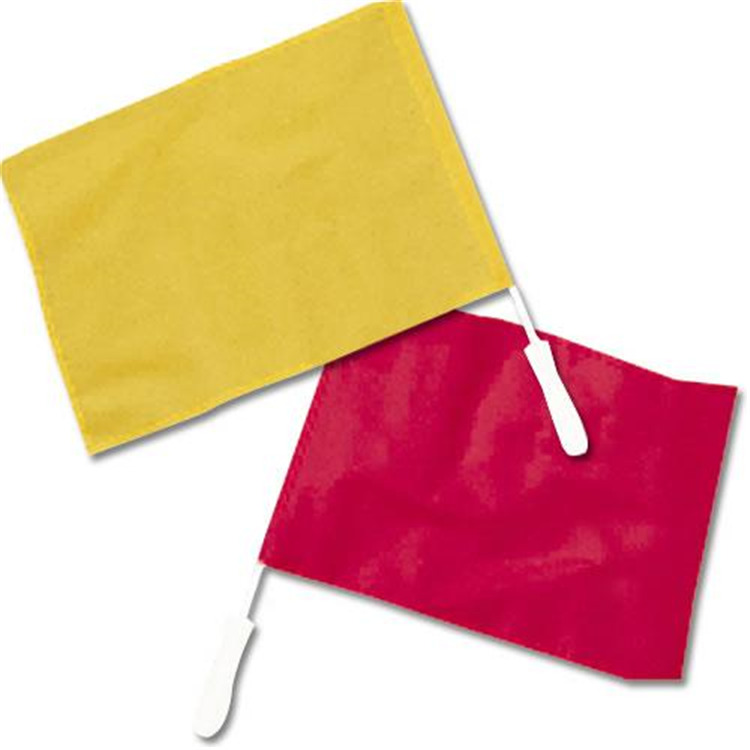 Unassigned Linesman Flags
