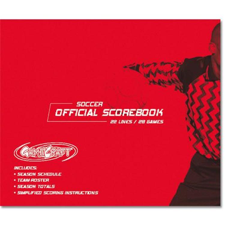 Score-Right Soccer Scorebooks