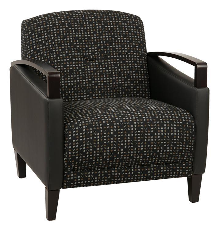 Main Street 2-Tone  Fabric Chair