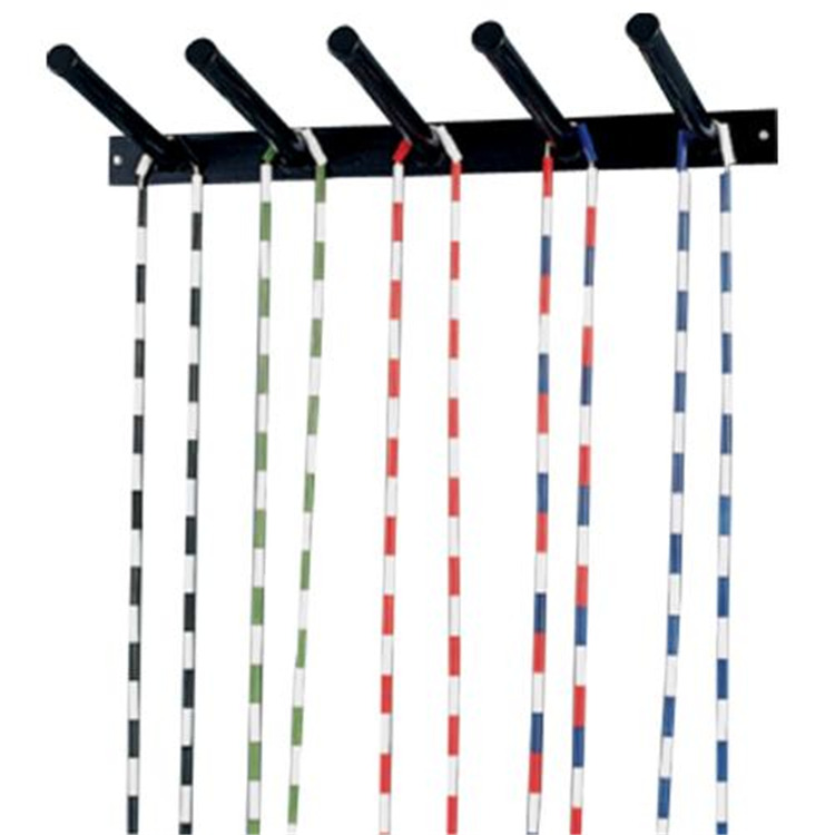 BSN Sports Wall Mounted Jump Rope Rack