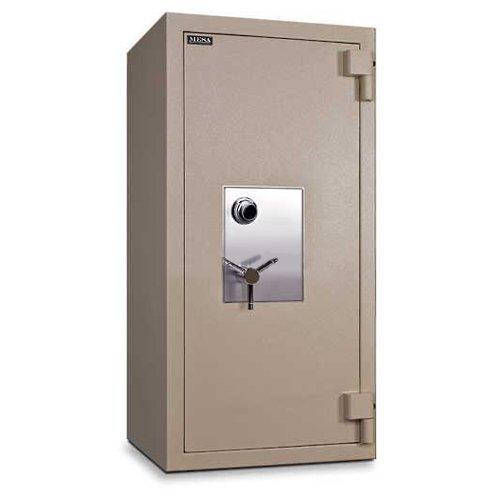 Mesa Safe Mesa MTLF5524 U.L. Listed Group 2 Mechanical Dial Lock. Spy-proof.