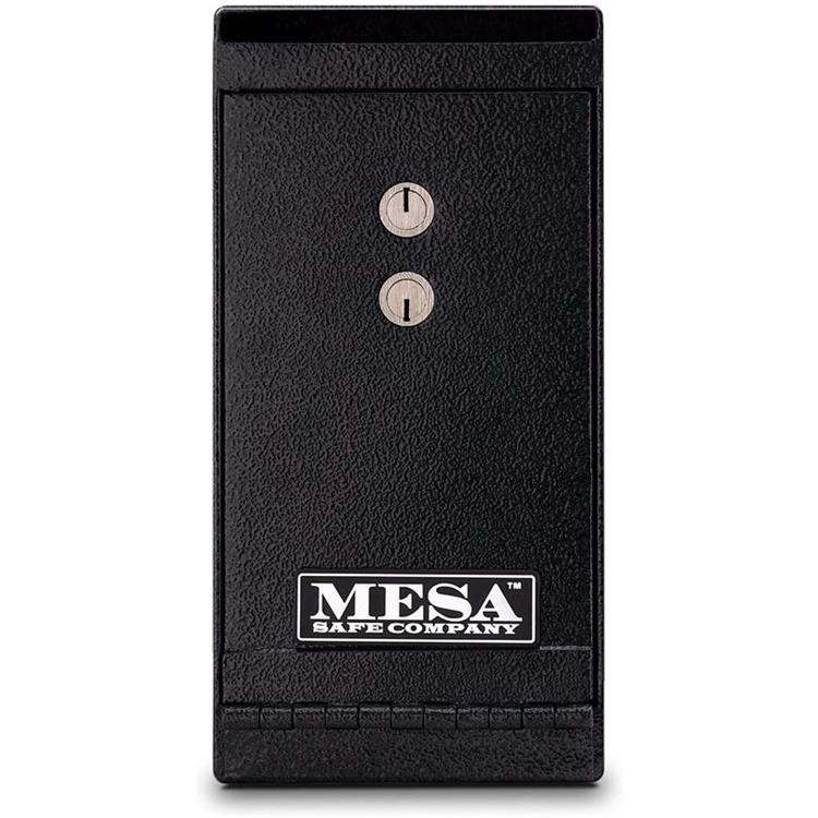 Mesa Safe Key Lock Undercounter Depository Safe