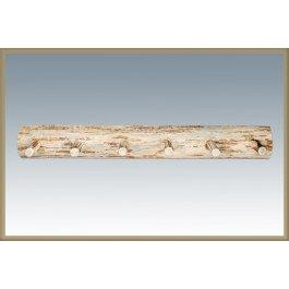 Montana Woodworks Montana Collection Coat Rack, 3 Foot, Clear Lacquer Finish
