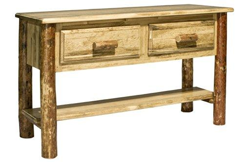Montana Woodworks Glacier Country Collection Entry/Sofa Table