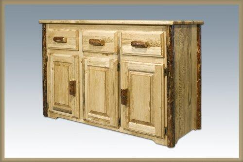 Montana Woodworks Glacier Country Collection Sideboard