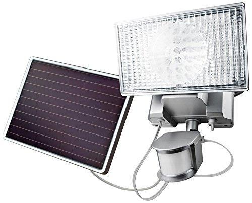 MAXSA INNOVATIONS 4449-L 100-LED Outdoor Solar Security Light