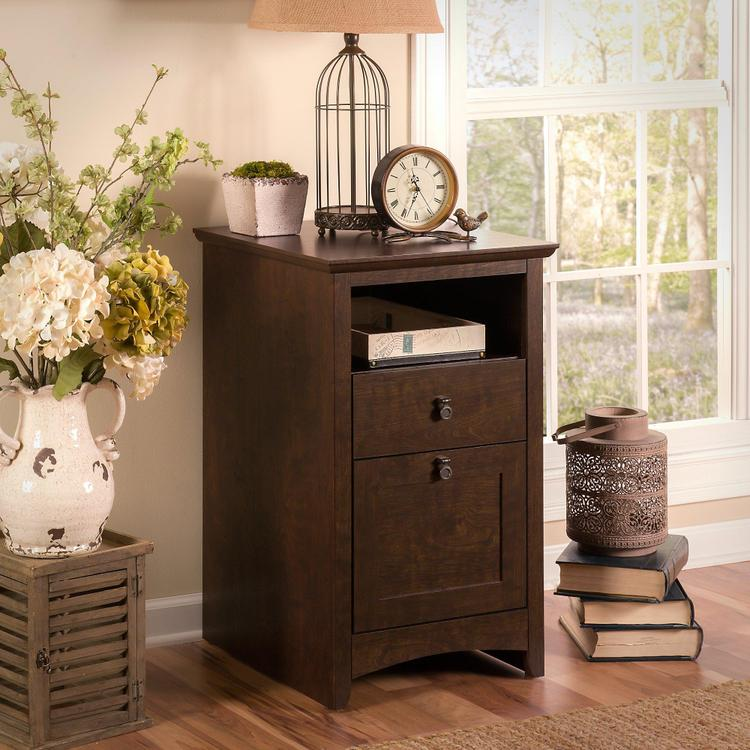 Buena Vista 2 Drawer File Cabinet
