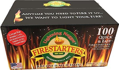 N100Seb Firestarter 100Ct Bx