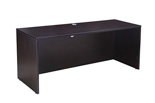 Boss Office Credenza Shell, Mocha 71*24