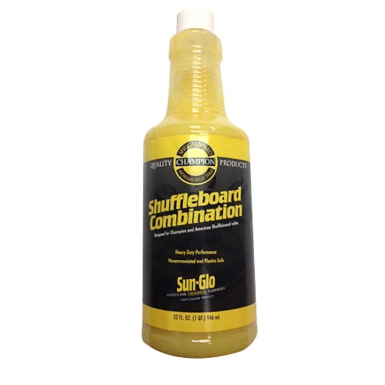 BSN Sports Shuffleboard Table Cleaner & Polish